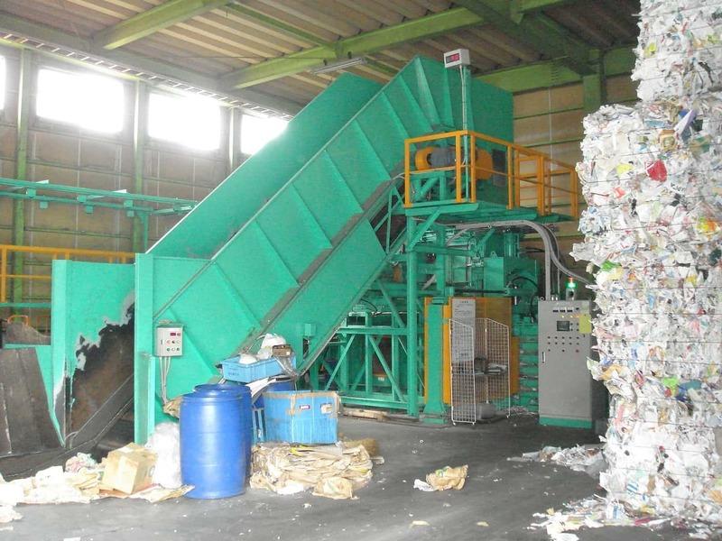 ベーラー|産業廃棄物|アマルク