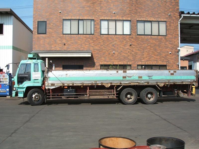 大型トラック|産業廃棄物|アマルク