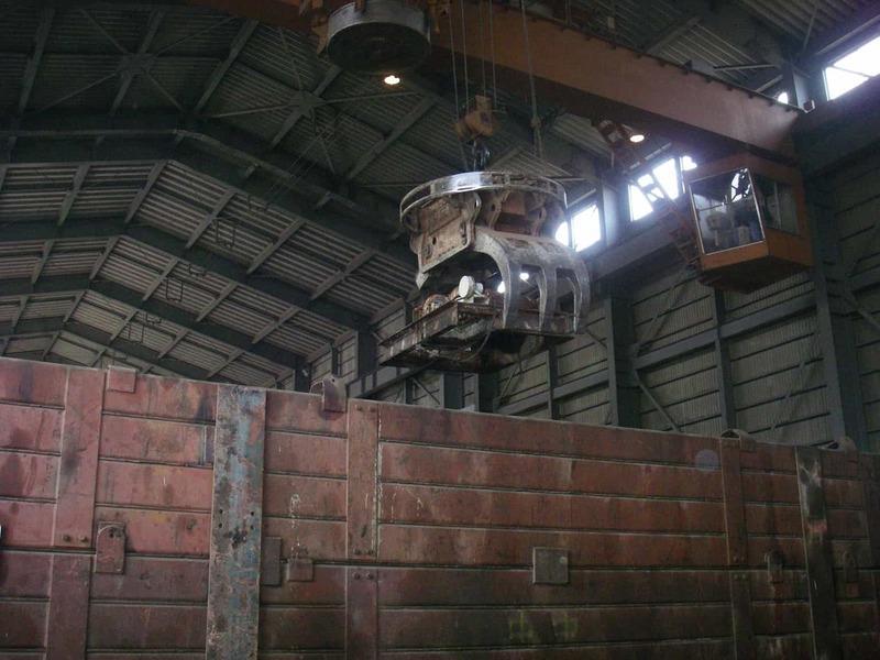 天井クレーン|産業廃棄物|アマルク